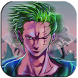 Super Zoro Pirate Hunter by AMAZING GAMER