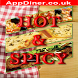 Hot & Spicy Liverpool by Digital App Design Ltd t/a Appdiner.co.uk