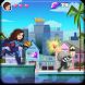Super Thundermans Power Girl Survival by cartoon kids game