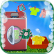 kids washing laundry clothes by smartBaby