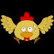Chicken Fly Jump: Barn Invader by Kage Gemu