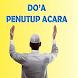 DOA PENUTUP ACARA by viralkan apps