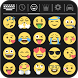 Colorful New Emoji by Keyboard Apps 2016