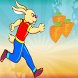 Hopping bunny by The Best Mjid