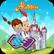 Aladdin and Princess adventure by nèèt