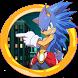 Sonic Subway Speed Fever: Rush, Dash, Jump, Run 3D by KHOROTO