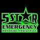 Five Star Roadside by SmartApp USA