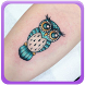 OWL tattoo Idea Gallery by White Clouds