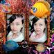 Couple Photo Aquarium Live Wallpaper by minatodev