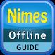 Nimes Offline Map Guide