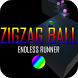 ZigZag Ball Runner by Jewels Legend Lab