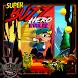 Super Buzz hero world run by Dark Carnival Games studio