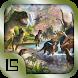 Dinosaurus by Isnaini
