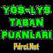 Üniversite Taban Puanları by OnlineALL.Net - Online Otobüs Bileti , Uçak Bileti