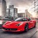 Fast Ferrari Wallpaper by HomeLand Studios