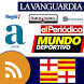 Prensa de Barcelona by Birrastorming