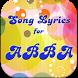 ABBA Songs Dancing Queen Lyric by Top Song Lyrics App
