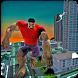 Incredible Monster Hero Grand City Battle by Meta4Tech