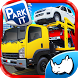 Euro Truck Street Parking Sim by Rhino Games Studio - Free Fun 3D Racing Games