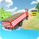 Offroad cargo truck driver by UniBit
