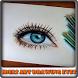 Ideas Art Drawing Eyes by warucity