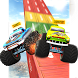 Impossible Tracks Sky Racing: Monster Truck Race by Desert Safari Studios