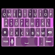 Pink Poka Dot Keyboard Skin by Stealthychief Keyboard Themes
