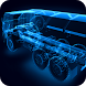 X-Ray KAMAZ Truck by Equivalent Games