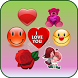 Love Stickers for WhatsApp by Marina Studios
