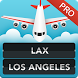 LAX Los Angeles Airport Pro by FlightInfoApps.com