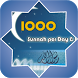 1000 Sunnah Per Day And Night by muadzapp