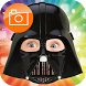 Star Space Mask Photo Stickers by Power Game Soft