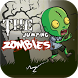 The jumping zombies by Skeleton Studio