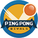 Ping Pong Rivals by Witty Woodpecker Games