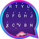 Summer Night Theme&Emoji Keyboard by Keyboard Fantasy