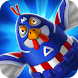 Chicken shooter: Space Invader by QWE Games
