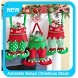 Adorable Babys Christmas Stocking Designs by Alexia Apps