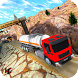 Mountain Oil Cargo Heavy Trailer Truck by HATCOM Inc.