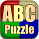 ABC Puzzle - Preschool Game by Back to the Simple