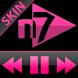SKIN N7PLAYER GLOSSY PINK by Tak Team Studio