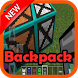 Backpack Mod for Mcpe+ by swanware