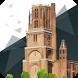 Cathédrale Albi 3D by Numix.fr