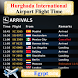 Hurghada Airport Flight Time by AsoftTech Solutions