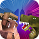 Blocky Monsters Smash by Blocky Game Studio