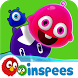 Inspees Tap Tiny Monsters Lite by Inspees Kids Games - Educational and Learning Apps