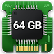 64GB Storage Space Cleaner : 64 GB RAM Expander by GB Ram developer Castle