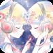 Wallpaper Flowery Kiss by peso.apps.pub.arts