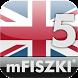FISZKI Angielski Słownictwo 5 by Wydawnictwo Cztery Glowy