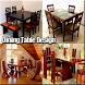 Dining Table Design by bbsdroid