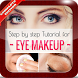 Eyes MakeUp Step by Step by Ak-tsir Maalii